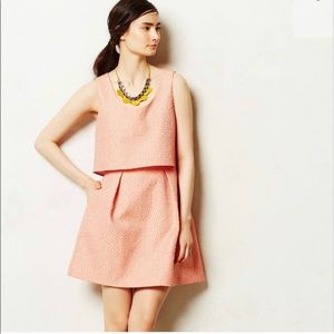 ERIN by Erin Fetherston Pink Electric Guava Dress